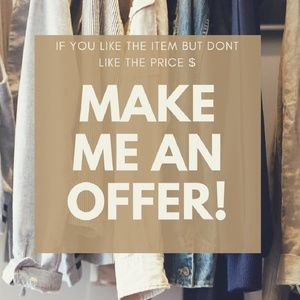 Other - ☘offers welcomed☘